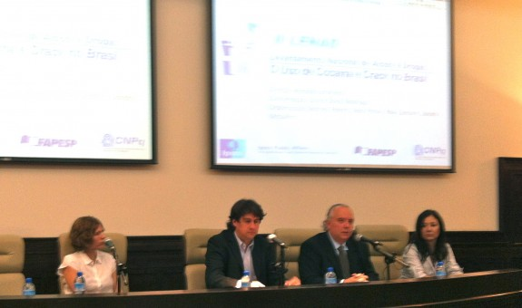 II LENAD - Apresentao do press release sobre Cocana & Crack
