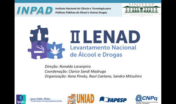 LENAD: O Consumo de lcool no Brasil entre 2006 e 2012 -  Press Release dia 10/04